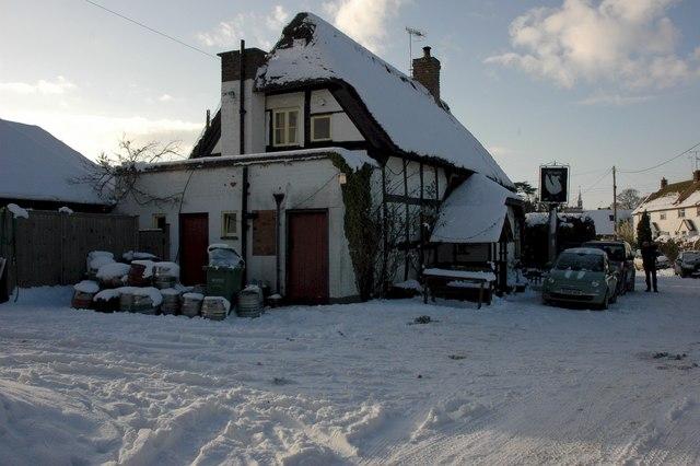 The Swan Inn, Birlingham