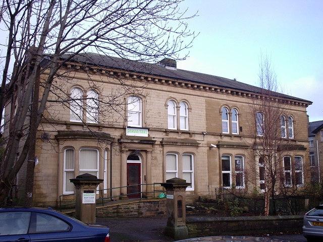 The Samaritans, Mornington Villas, Bradford