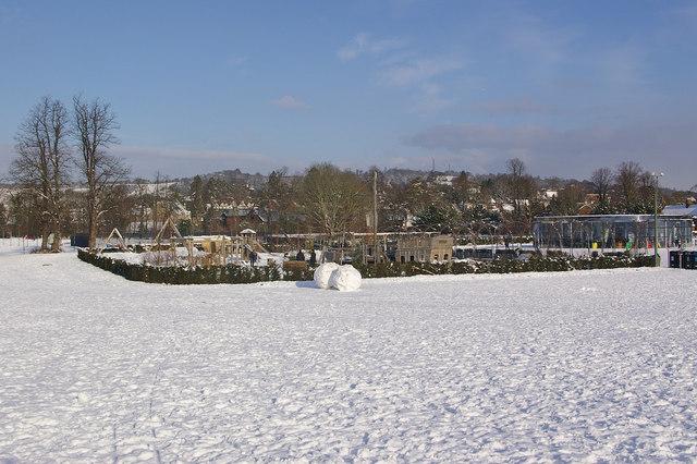 Playground, Priory Park