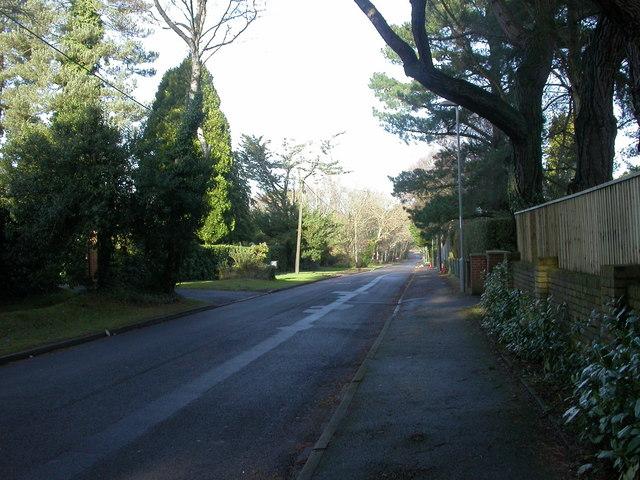 Ferndown, Golf Links Road
