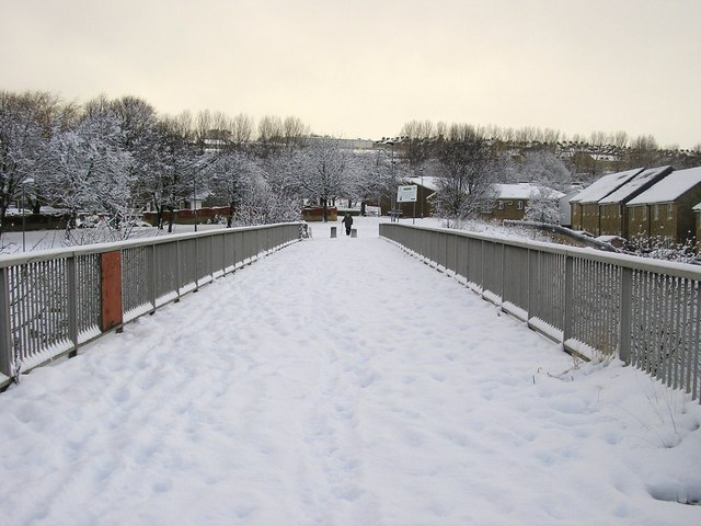 The Greenway Bridge, Bradford