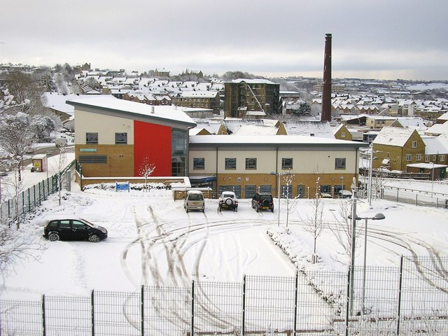 Hillside Bridge Health Centre, Bradford