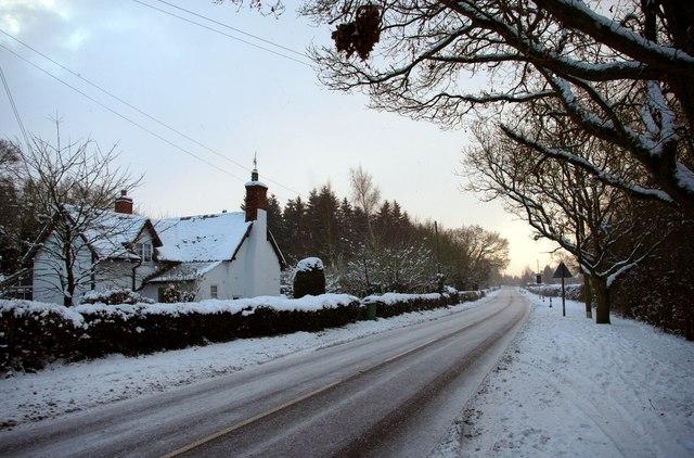 Cottage on the Ridgeway