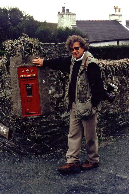 Cregneash - Manx newspaper photographer