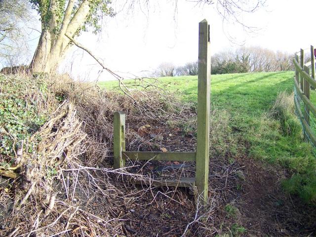 Footpath near Pensford