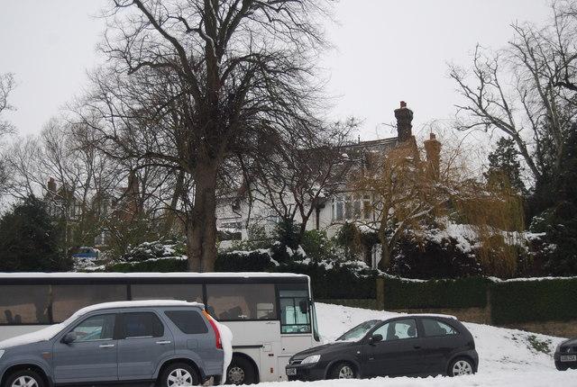 St Helena, Tunbridge Wells Common