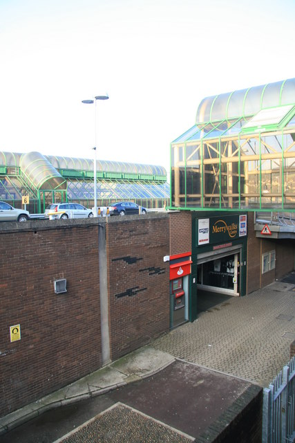 Merrywalks Centre, Stroud