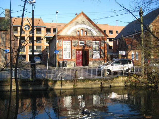 Newbury: Salvation Army Hall