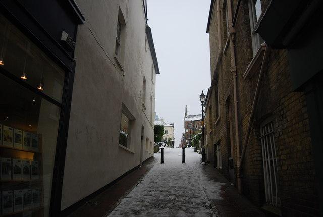 Warwick Lane