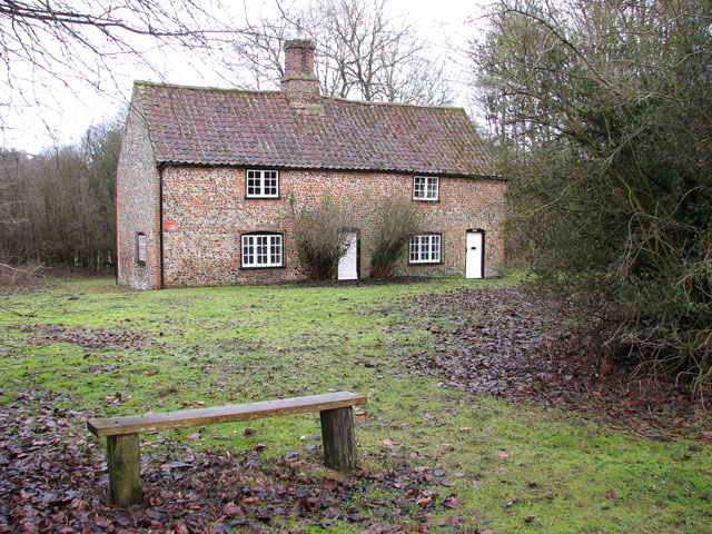 C17 Cottage in Cockley Cley