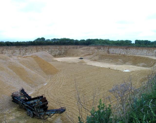 South Witham quarry