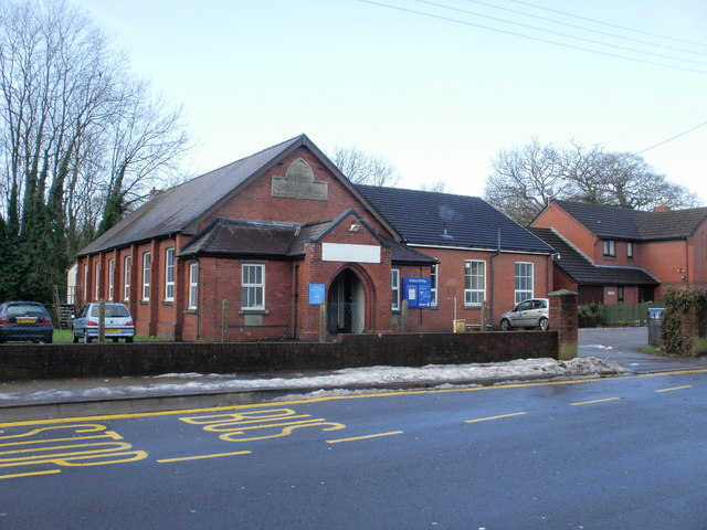 Panteg Church Hall, New Inn