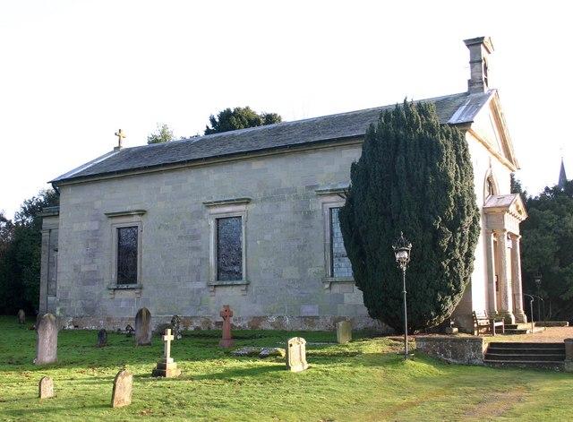 Parish Church of St. James, Walton D'Eivile