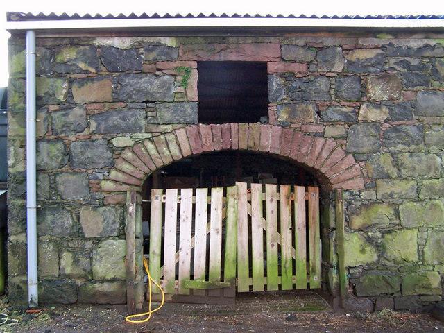Big door for a big barn (1)