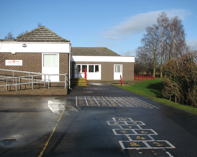 CoE Primary School in Gooderstone