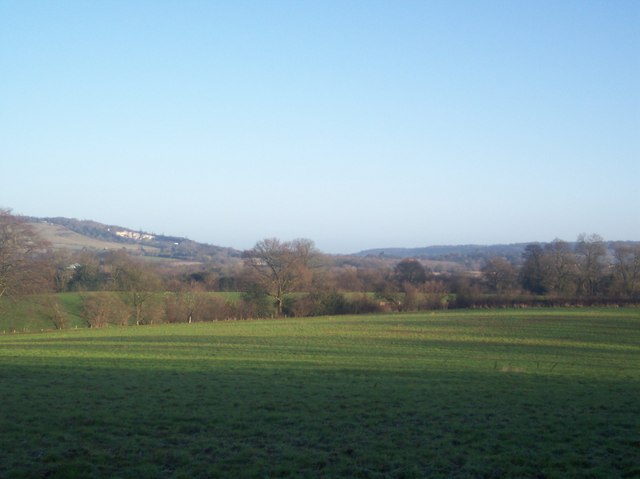 View of the Darenth Valley