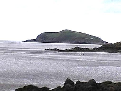 Hestan Island from Rockcliffe