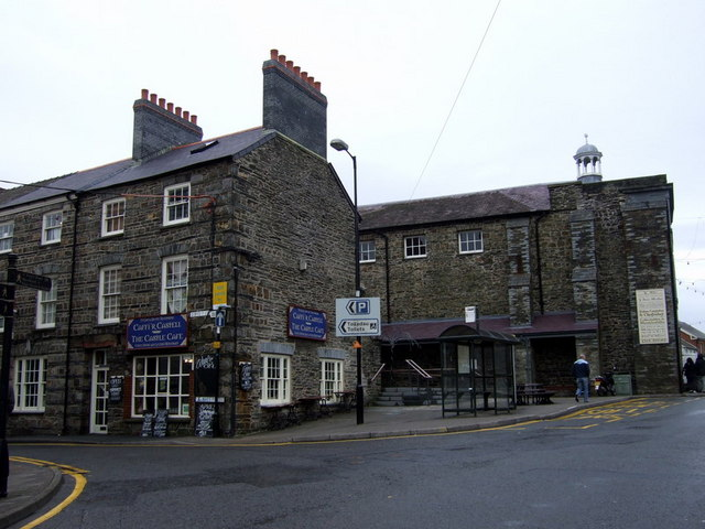 Old Shire Hall, Aberteifi/Cardigan