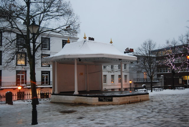 Bandstand, The Upper Walk, The Pantiles