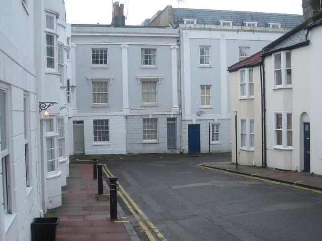 Castle Street, Brighton