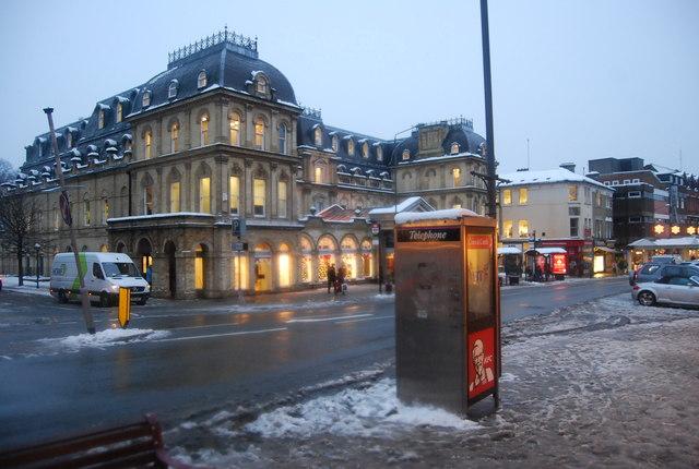 Telephone Box, Mount Pleasant