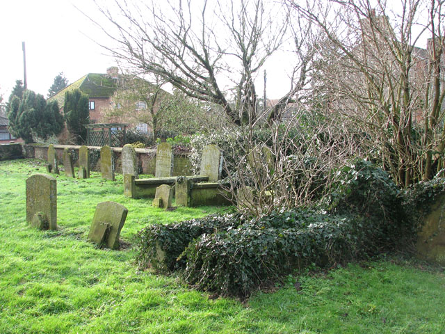 St George's church - churchyard