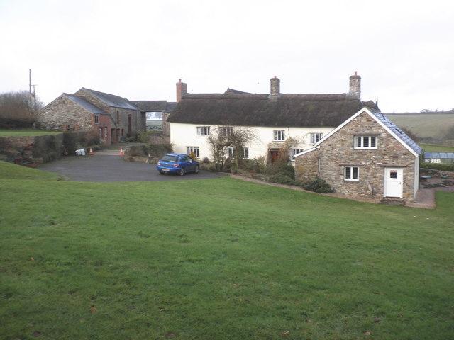 Giffords, near Bampton Down