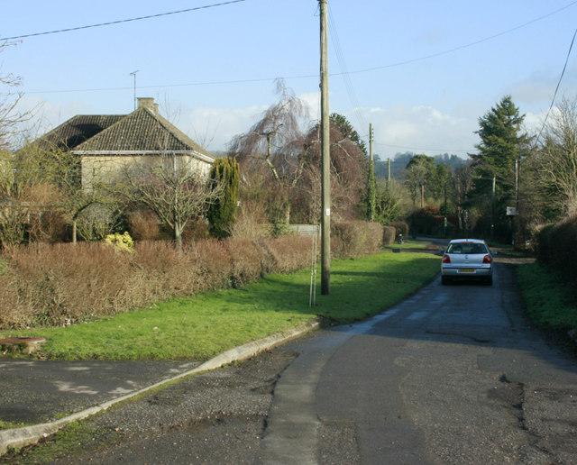 2010 : Folly Lane East  Lacock