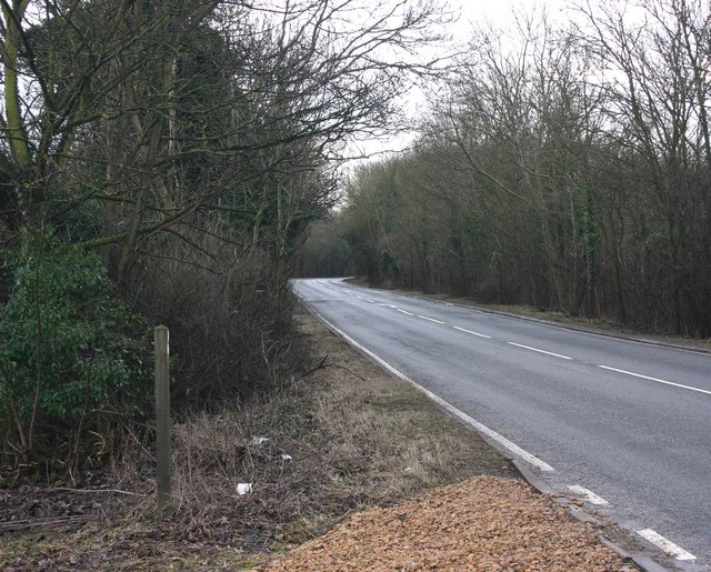 Red Hill on A429 Ettington Road, Wellesbourne