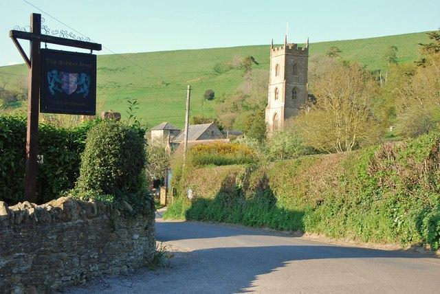 Church of St Andrews, Corton Denham, Dorset