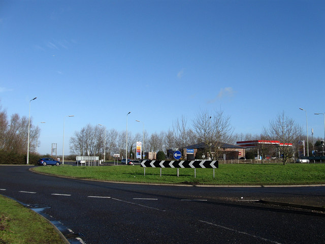 Pevensey Roundabout