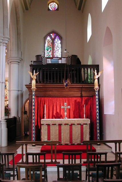 St Mark, Prince Albert Road, NW1 - Chapel