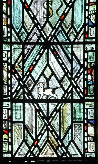 St Mark, Prince Albert Road, NW1 - Window