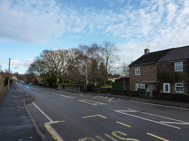 Storrs Road, Chesterfield
