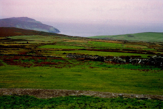 The Sound - Hillside and Calf of Man