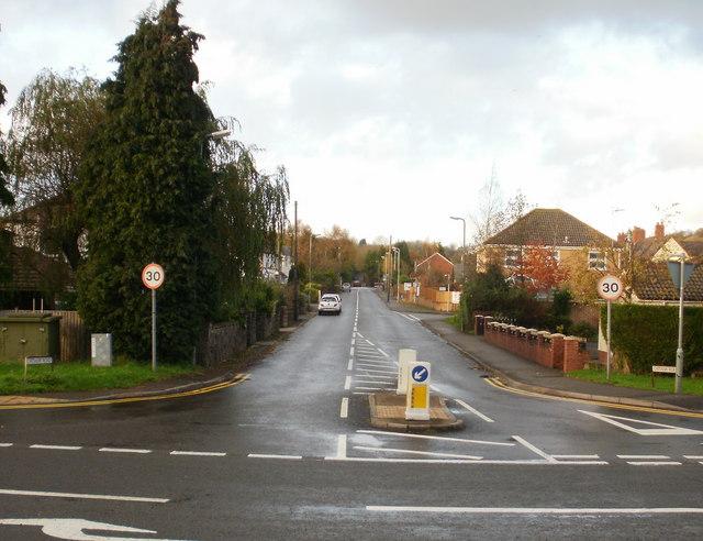 Catsash Road, Langstone