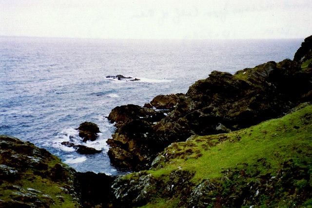 The Sound - View of coastline to northwest