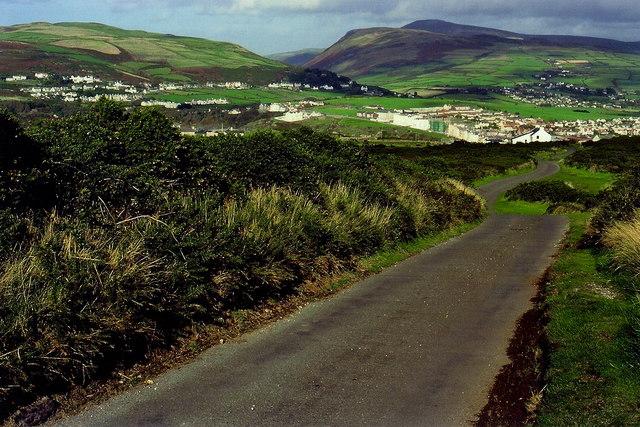 Cregneash-to- Port Erin Ballnahowe Road