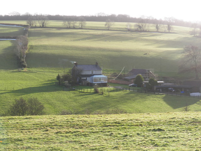 Venmans Farm, Bampton Down
