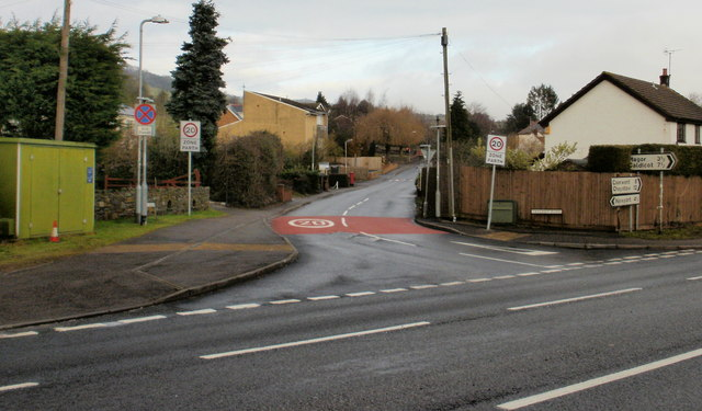 Tregarn Road, Langstone