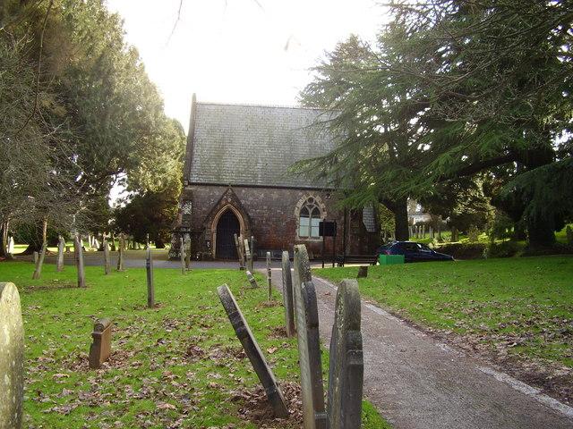 St Thomas Cemetery Chapel