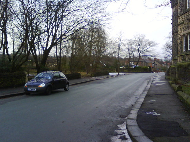Fauvel Road, Glossop