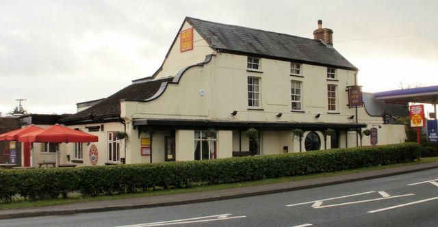 The New Inn, Langstone