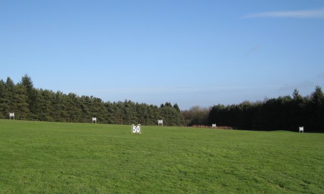 Driving range, Kenilworth Golf Club