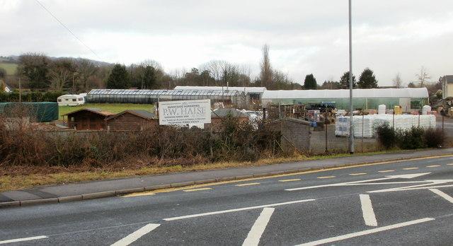 Sunnyside Nurseries, Langstone