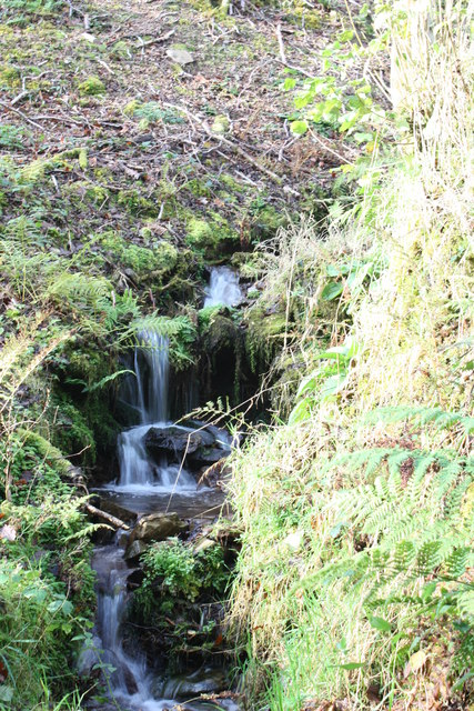 Water Fall near Combe Park