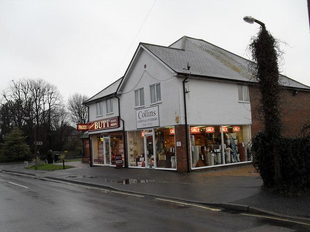 Carpet shop in Woodlands Avenue