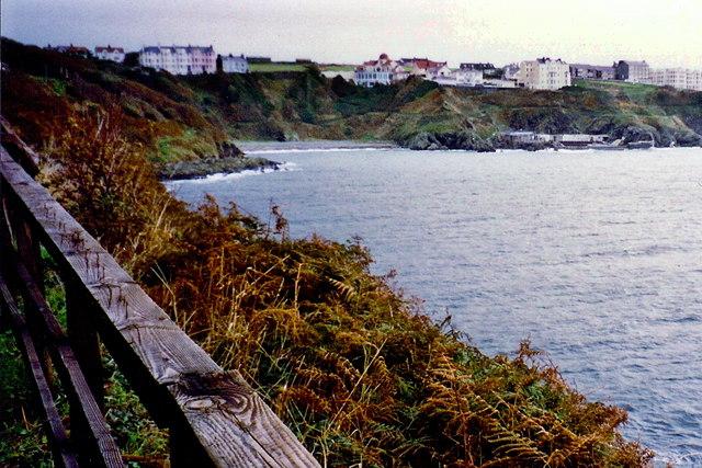 Port Erin Bay - View from Bradda Head Walk