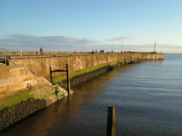 Bridlington North Pier