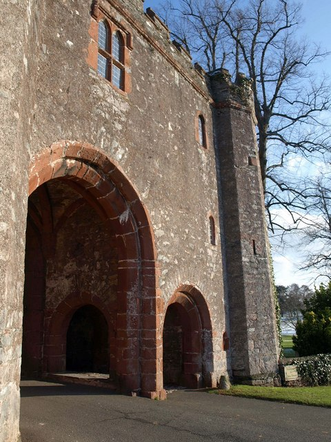 Gatehouse, Torre Abbey